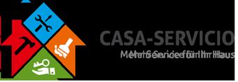 CASA-SERVICIO Logo